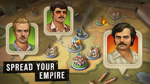 Narcos: Cartel Wars. Build an Empire with Strategy screenshots 3