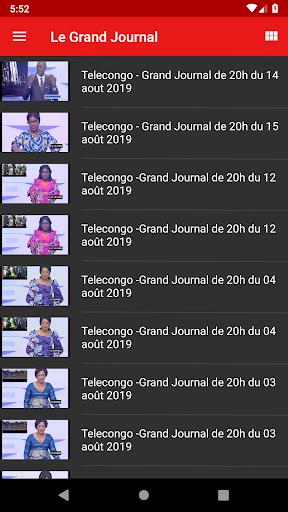 Tu00e9lu00e9 Congo screenshots 2