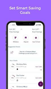 Saida - Separate & Track Your Money