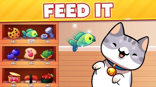 Cat Game - The Cats Collector! 1.47.01 screenshots 2