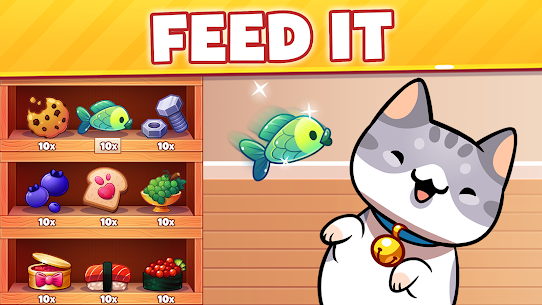 Free Download Cat Game  The App For PC (Windows and Mac) 2