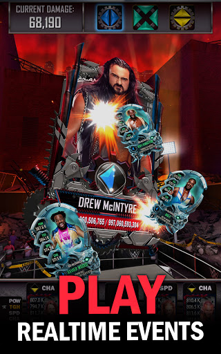 WWE SuperCard - Multiplayer Collector Card Game 4.5.0.5679999 screenshots 10