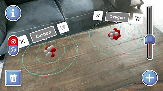 Atom Visualizer for ARCore 2
