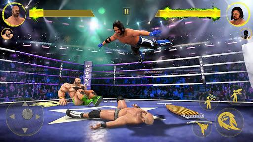 Real Wrestling Championship 2020: Wrestling Games  screenshots 3