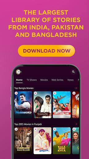 ZEE5: Movies, TV Shows, Web Series, News apktram screenshots 5