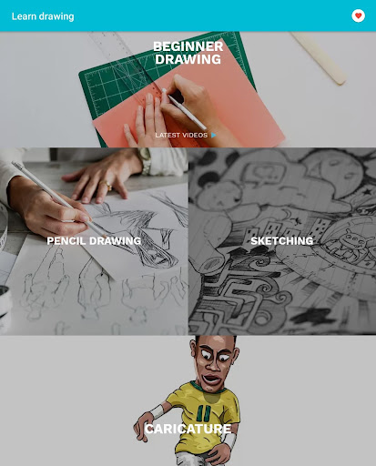 Learn Drawing 3.0.153 Screenshots 10