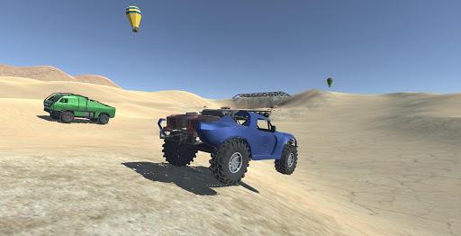 Off-Road Desert Edition 4x4  screenshots 1