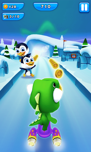 Panda Panda Run: Panda Runner Game apktram screenshots 20