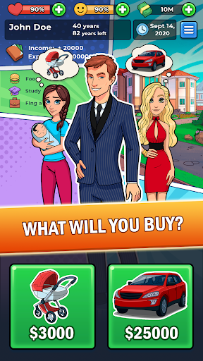 My Success Story business game 2.0 screenshots 2