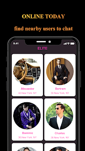Sugar Daddy Dating - Elite Millionaire Luxy Dating 3.2.0 Screenshots 2