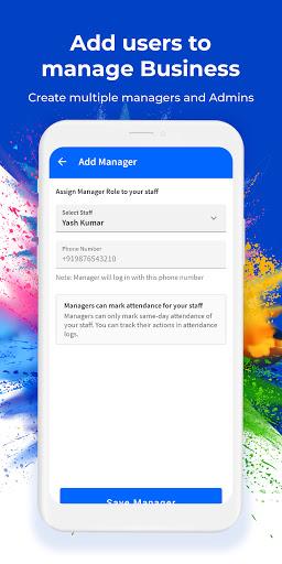 PagarBook Staff Attendance, Work & Pay Management 1.6.2 Screenshots 8