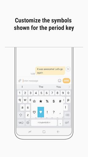 Samsung Keyboard  Screenshots 5