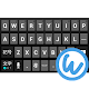Old keyboard image Apk
