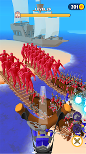 Throw and Defend MOD APK 1.0.55 (Unlimited Money) 4