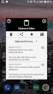 Clipboard Editor Pro APK 5
