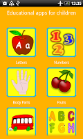 Educational Flashcards for Toddlers Offline