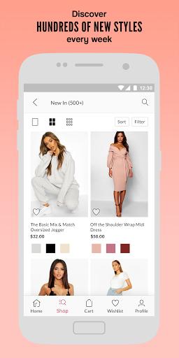 boohoo – Clothing & Fashion  screenshots 3