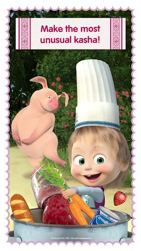 Masha and Bear: Cooking Dash 1.3.8 Screenshots 6