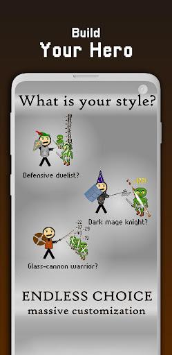 Rogue Dungeon RPG  screenshots 6