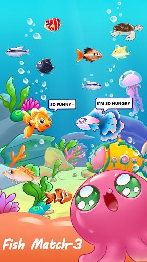 Fish Crush Puzzle Game 2021  screenshots 9