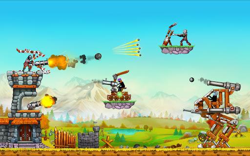 The Catapult 2: Grow Castleu30fbTower Defenseu30fbStickman goodtube screenshots 19