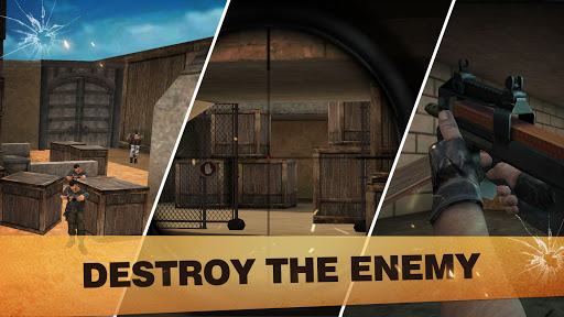 Critical Strike CS : Sniper Shooting 1.0.12 screenshots 4