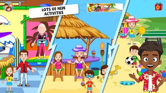 My Town : Beach Picnic Free 4