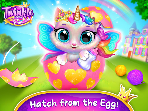 Twinkle - Unicorn Cat Princess 4.0.30010 screenshots 16