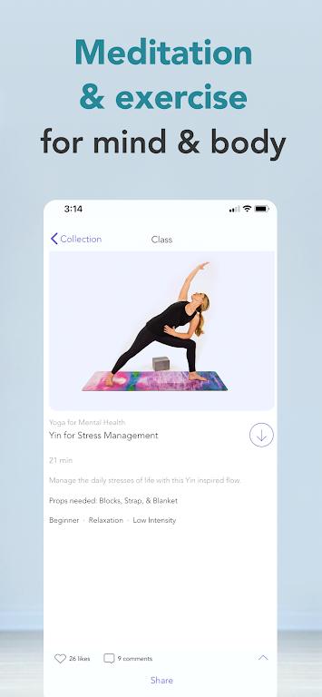 Yoga Studio: Poses & Classes  poster 6