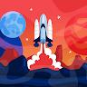 Gun Strike Fun Space Galaxy Shooter game apk icon