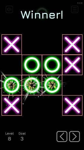 Tic Tac Toe NeO (145 Levels)  screenshots 1
