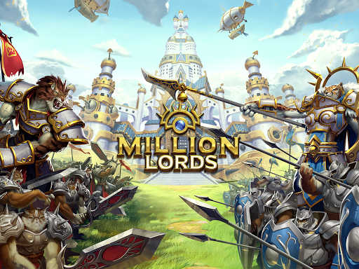 Million Lords: Kingdom Conquest - Strategy War MMO 2.4.7 screenshots 15