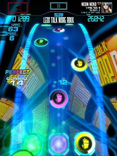Neon FMu2122 u2014 Arcade Rhythm Game 1.8.0 screenshots 8