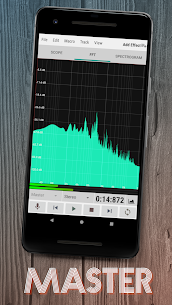 WaveEditor for Android™ Audio Recorder & Editor 2