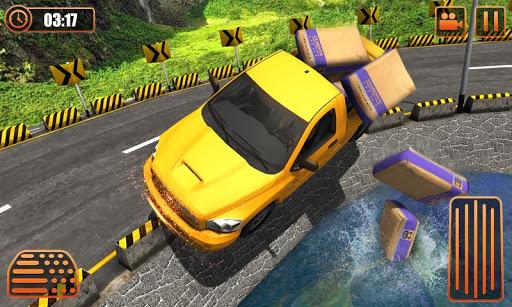 Offroad Pickup Truck Cargo Duty 2.0 Screenshots 4