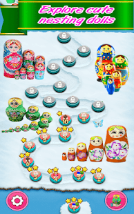 Matryoshka classic cool match 3 puzzle games free