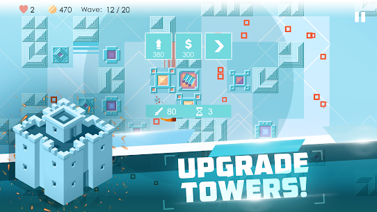 Mini TD 2: Relax Tower Defense Game 2