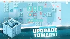 Mini TD 2: Relax Tower Defense Gameのおすすめ画像2