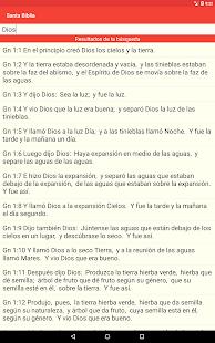 Santa Biblia Gratis 4.7 Screenshots 20