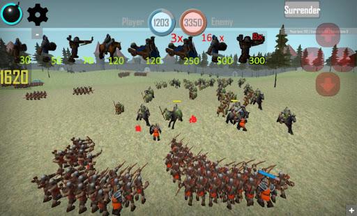 MEDIEVAL BATTLE: EUROPEAN WARS 2.2 screenshots 3