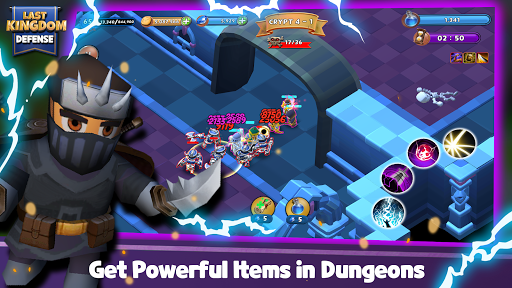 Last Kingdom: Defense  screenshots 24