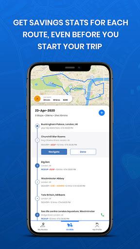 Zeo Route Planner - Fast Multi Stop Optimization 6.8 Screenshots 12