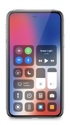 Control Center IOS 13 - Control Center 2.4.70 Screenshots 1