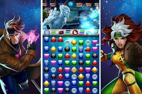 Marvel Puzzle Quest Mod Apk 219.556184[Unlimited Money]Latest Version 8