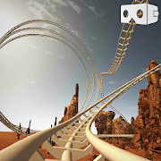 VR Roller Coaster Crazy Rider & Adventure Thrills
