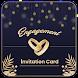 写真付きエンゲージメントカードメーカー-2021 - Androidアプリ