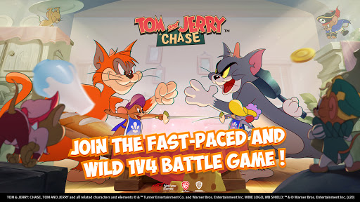Tom and Jerry: Chase apktram screenshots 1