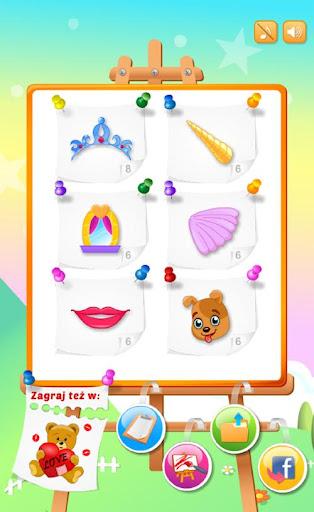 Princess Coloring Game screenshots 22