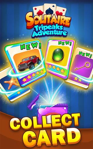 Solitaire Tripeaks Adventure - Free Card Journey 1.2.3 screenshots 10