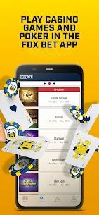 FOX Bet Sportsbook  Casino Apk Download 5